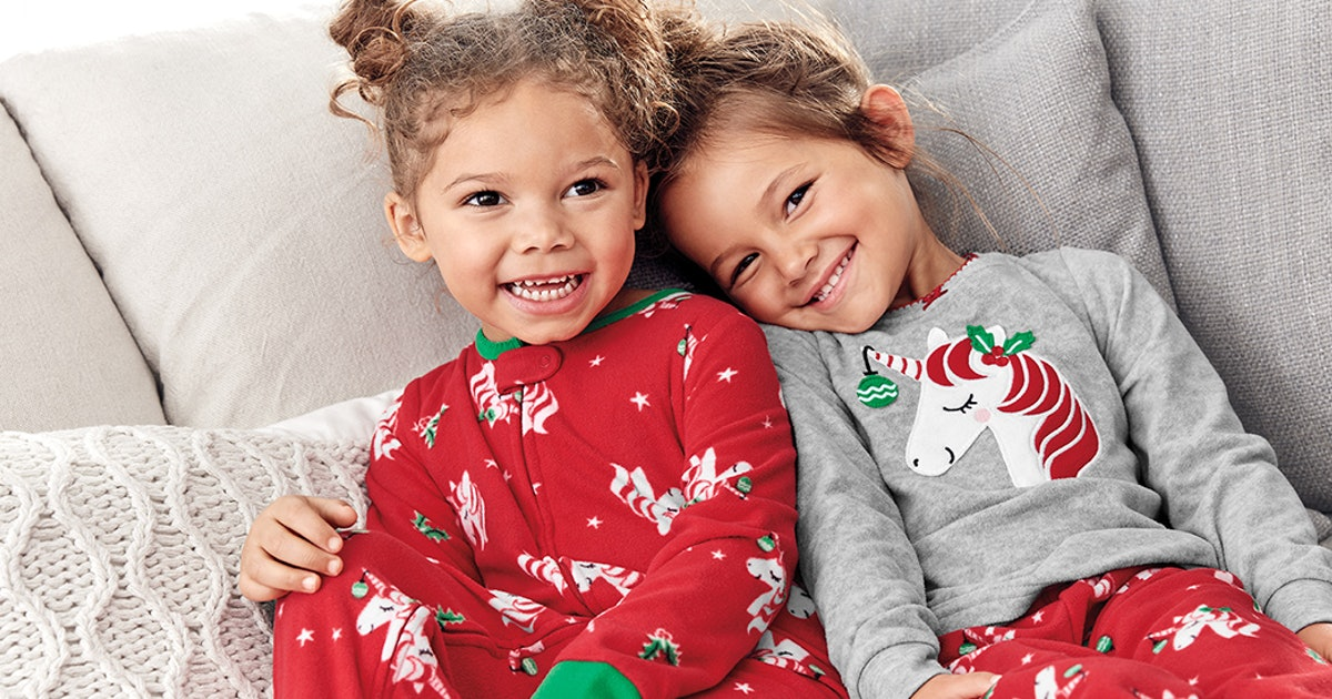 Carter's Pajama Program Is Helping More Kids Get A Cozy Night's Sleep