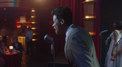 Shy Baldwin singing in The Marvelous Mrs Maisel Season 3