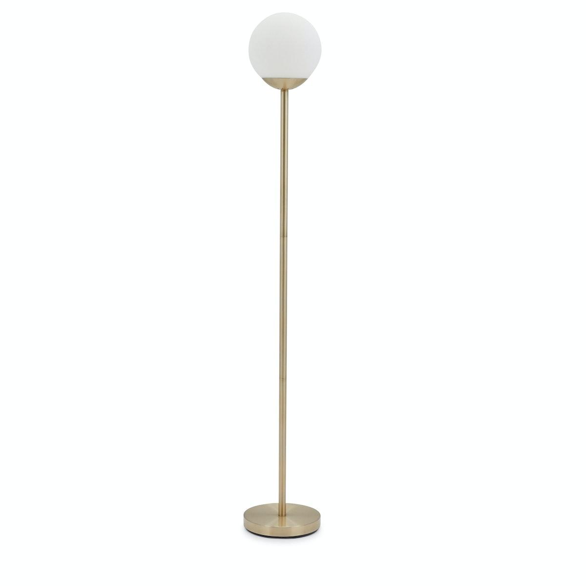 MoDRN Neo Luxury Globe Floor Lamp