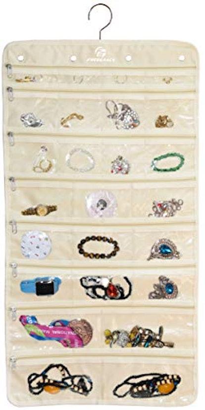 Freegrace Hanging Jewelry Organizer