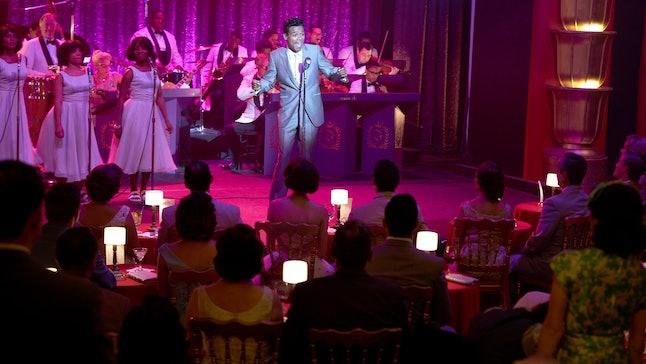 Shy Baldwin singing in The Marvelous Mrs Maisel Season 3