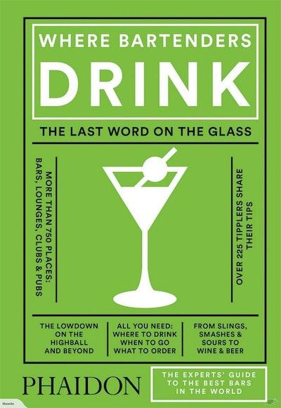 'Where Bartenders Drink' by Adrienne Stillman