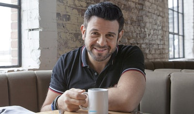 Foodie Fun in NYC with Adam Richman
