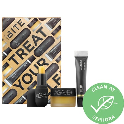 BITE BEAUTY All Agave 3-Piece Lip Care Set