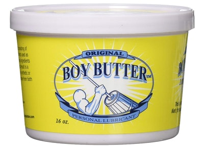 Boy Butter 16 Ounce Personal Lubricant
