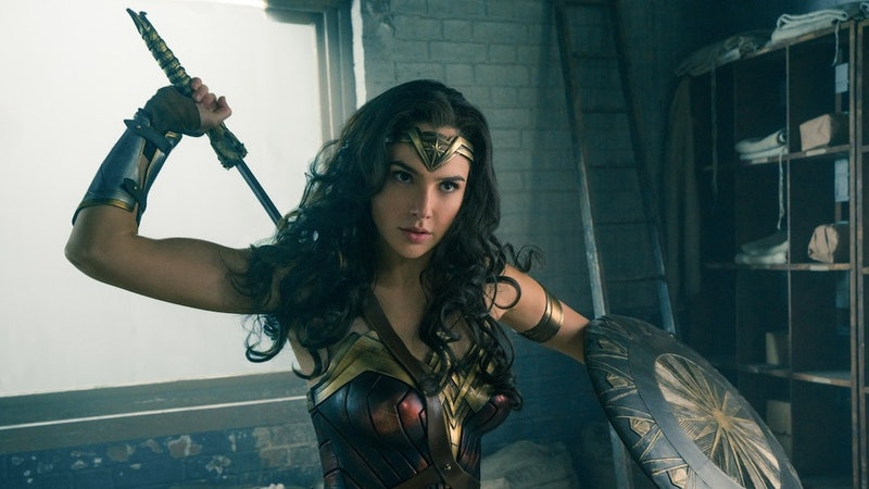 The first 'Wonder Woman 1984' trailer is here