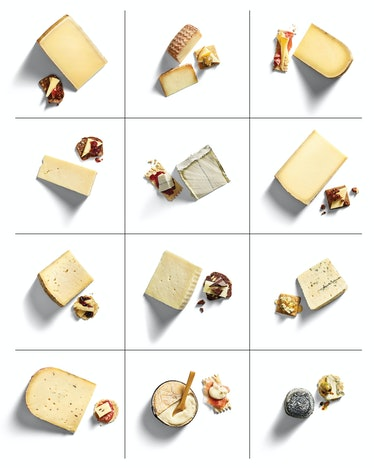 Whole Foods' 12 Days Of Cheese 2019