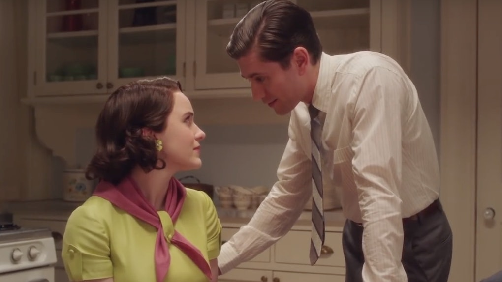 'Marvelous Mrs. Maisel' fans want to know if Midge and Joel will end up together or not