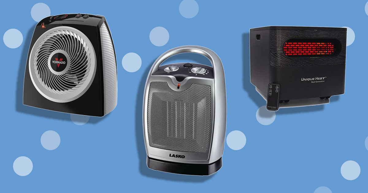 5 Quiet Space Heaters