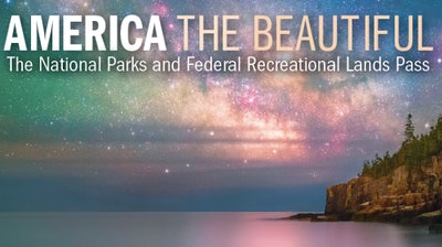 The National Parks and Federal Recreation Land Pass