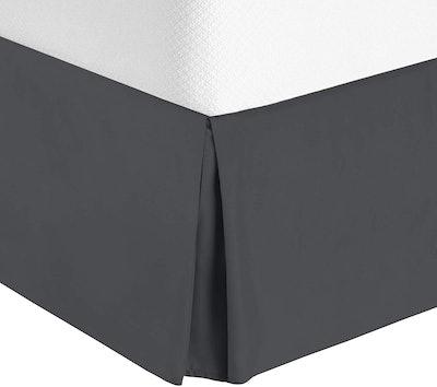 Nestl Bedding Pleated Bed Skirt