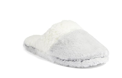 Frosted Scuff Slippers