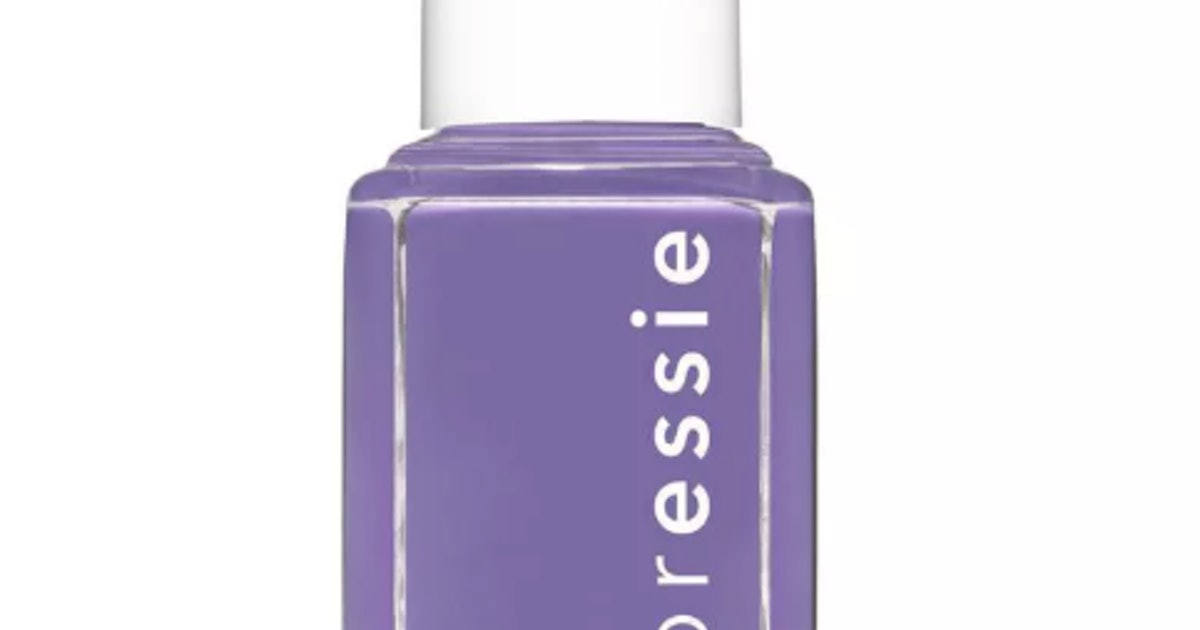 The Essie Expressie Nail Polish Line Will Be Your New Go-To — Here's Why
