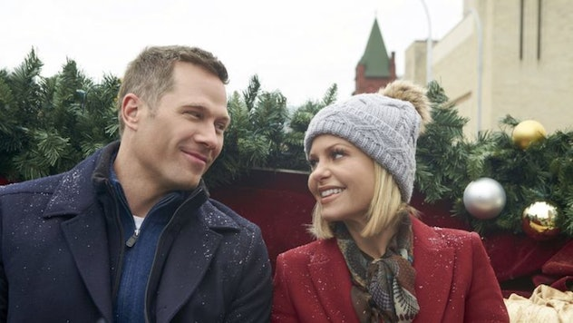 'A Shoe Addict's Christmas' is one of many jolly holiday Hallmark movies to watch this December.