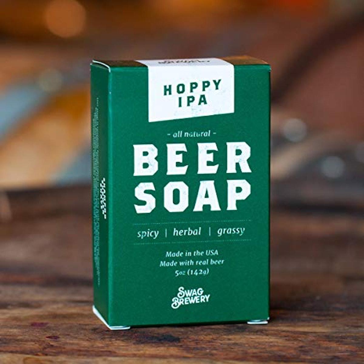 Swag Brewery Hoppy IPA BEER SOAP
