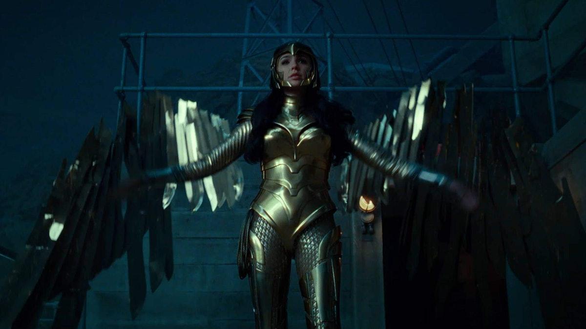 Wonder Woman 1984 trailer