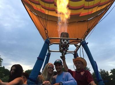 Hot Air Ballon Ride