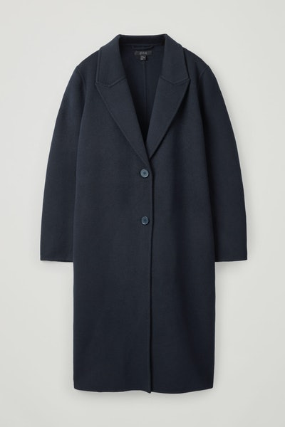Tailored Full-Length Coat