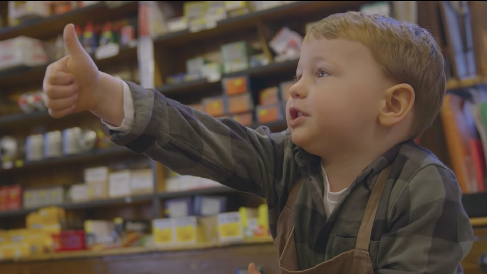 A Christmas advert from Hafod Hardware has gone viral, with many on social media proclaiming it the best commercial of the holiday season.