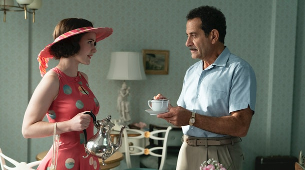 'Marvelous Mrs. Maisel' Season 4 looks likely thanks to an overall deal with Amazon.