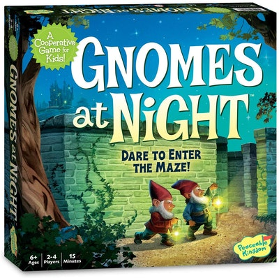 Peaceable Kingdom's Gnomes at Night