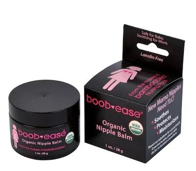 Boobease 100% Organic Healing Nipple Balm
