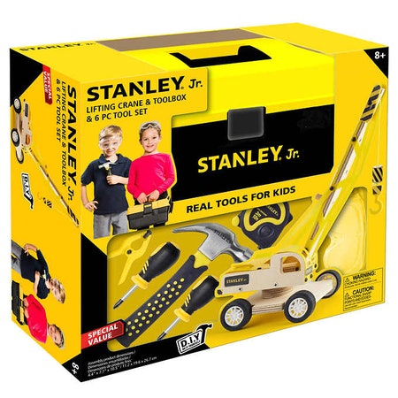 Stanley Jr. Toolbox Set