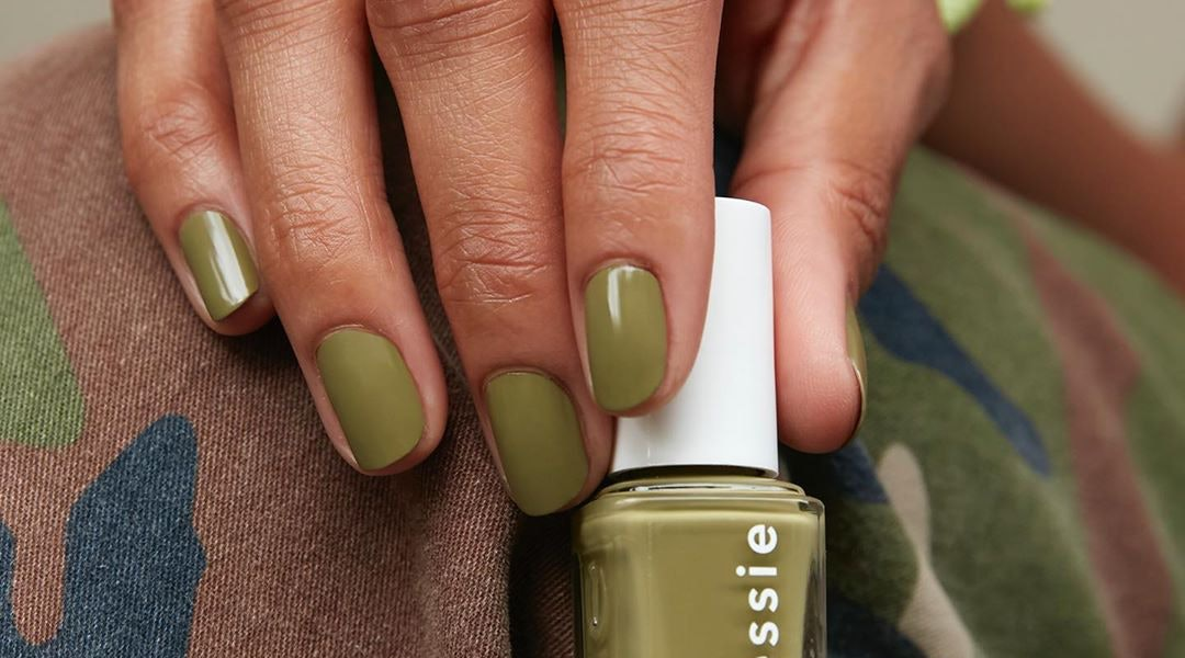 Essie's new Expressie line is all about quick-dry nail polish