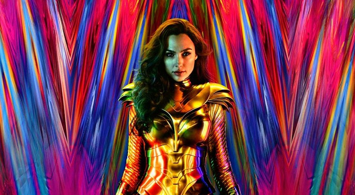 Wonder Woman 1984 Official Poster
