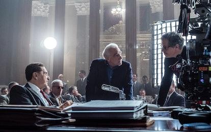 Martin Scorsese directed 'The Irishman'