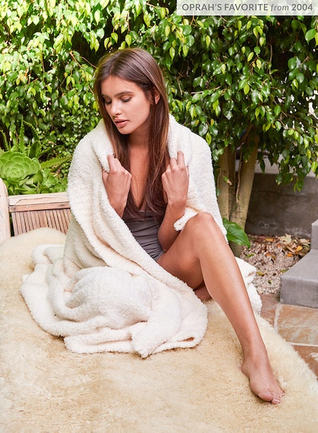 Barefoot Dreams CozyChic Throw