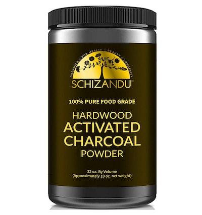 Schizandu Organics Activated Charcoal Powder