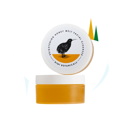 A Brightening Honey-Based Cleanser