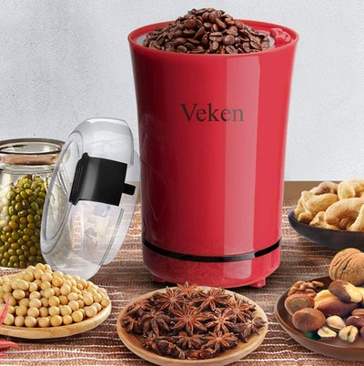 Veken Electric Spice and Coffee Grinder