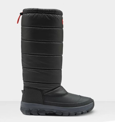 Insulated Tall Snow Boots