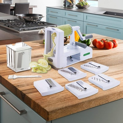 Spiralizer Ultimate Strongest-and-Heaviest Duty Vegetable Slicer