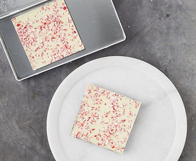 Belgian Chocolate Peppermint Bark