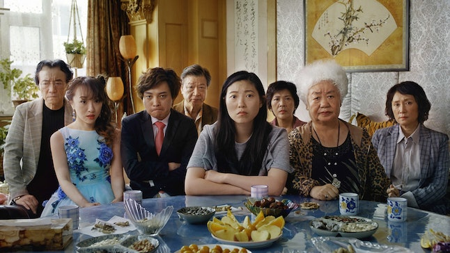 Awkwafina Had The Best Reaction To Her 'The Farewell' Golden Globes Nom