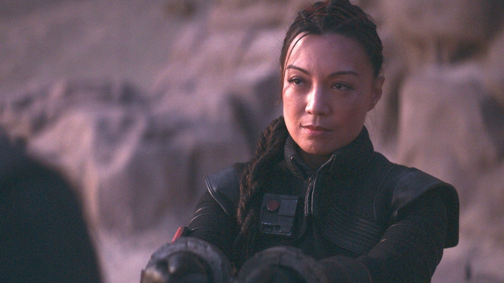 Ming-Na Wen in The Mandalorian