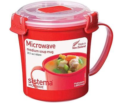 Sistema Microwave Collection Soup Mug