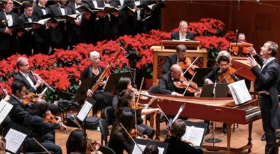 Tickets To The New York Philharmonic