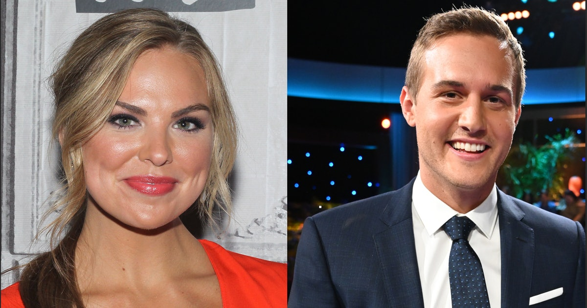 Does Hannah Brown Compete On Peter Weber's 'Bachelor' Season? She Gave A Hint