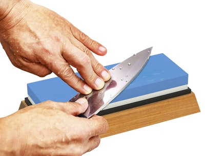Culinary Obsession Whetstone Knife Sharpening Stone