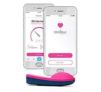 Ohmibod Wearable Vibrator