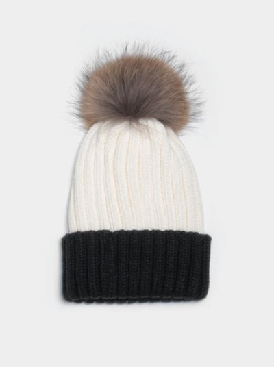 Ribbed Beanie 100% Cotton