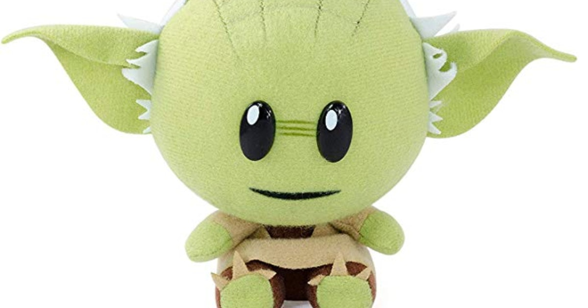 Where To Buy A Baby Yoda Doll, Because Every Jedi Needs One