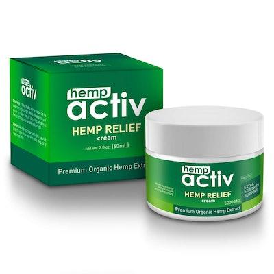 KAIZEDO Hemp Pain Relief Cream