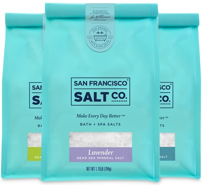 Dead Sea Mineral Bath Salt Set