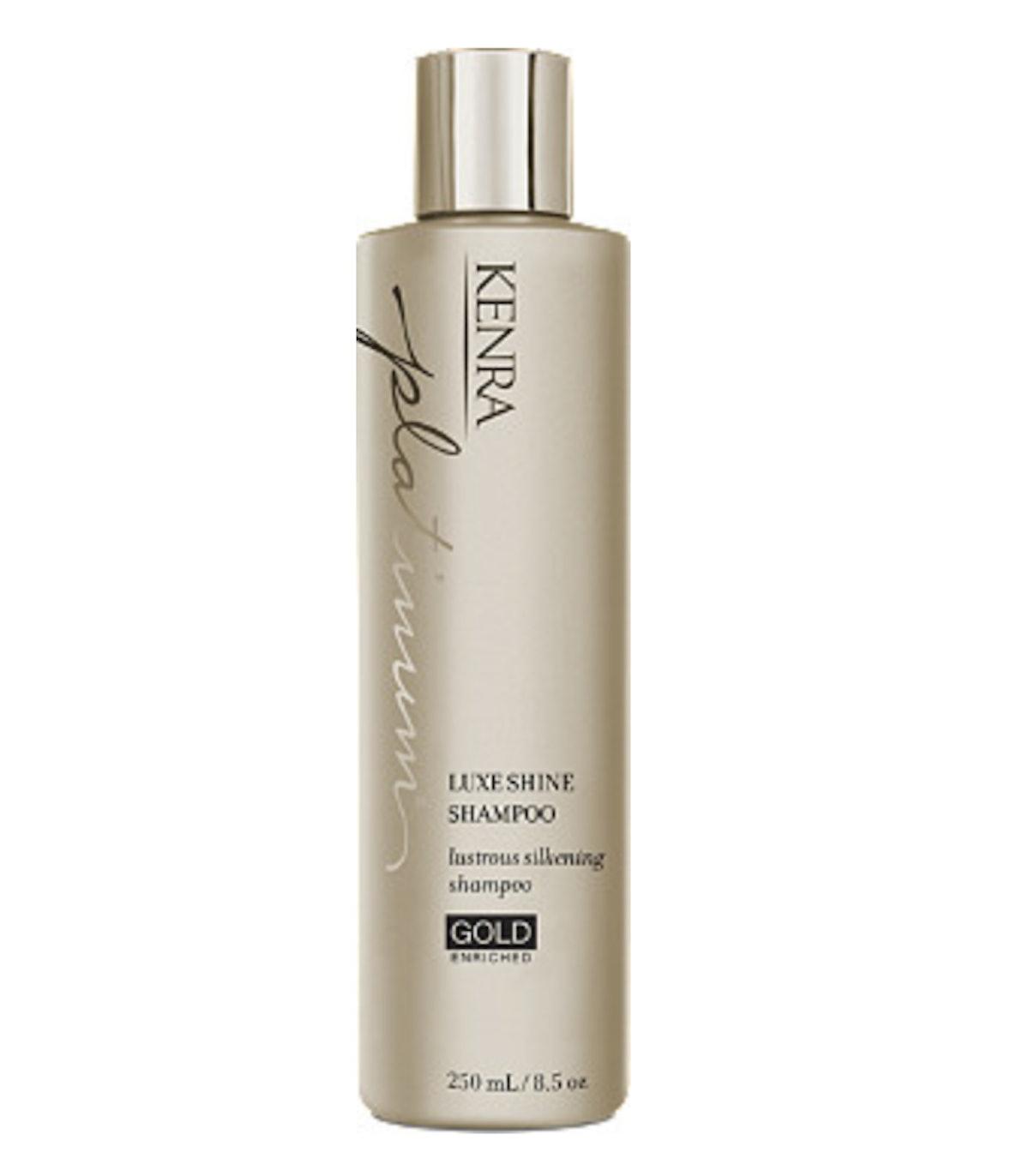 Platinum Luxe Shine Shampoo