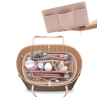 LEXSION Felt Purse Organizer Insert